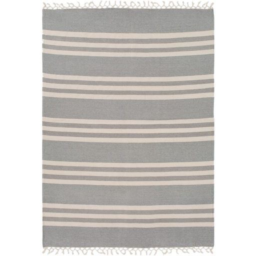 Troy Throw, Medium Gray
