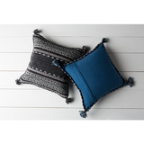 Trenza Pillow, Black