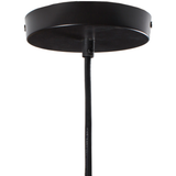 Vandyke Ceiling Light, Black