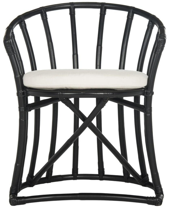 Bates Rattan Accent Chair