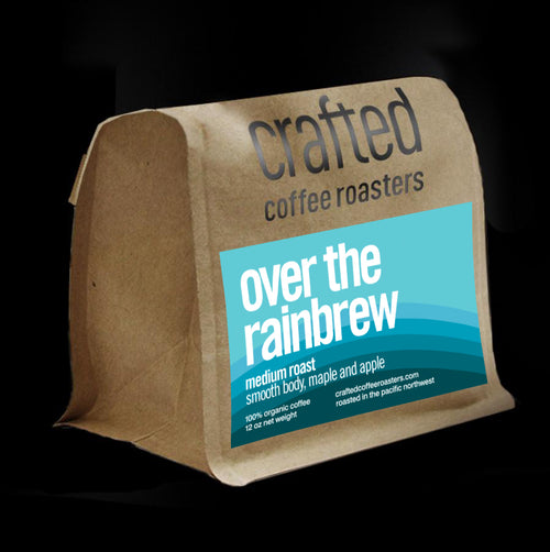 over the rainbrew-medium roast