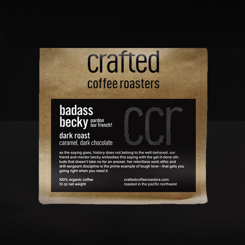 badass becky – french roast