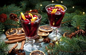 Festive Hot Drinks for the Holidays