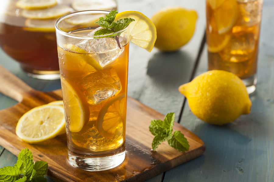 Iced Tea – the Best Summer Refresher!