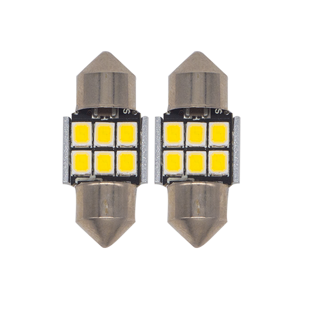 LED Interior  28mm 6b