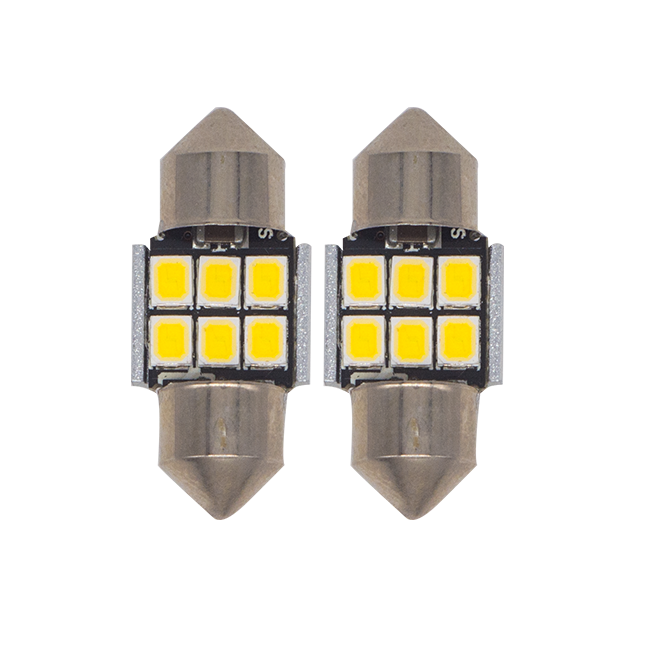 Bombilla LED Interior  28mm 6b