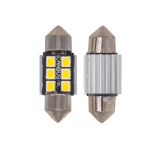 LED interior de  31mm 6B