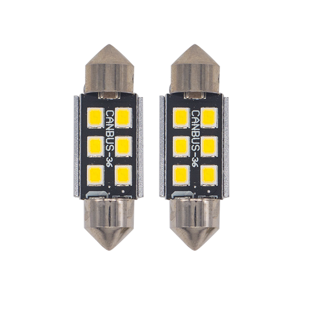 Bombilla LED interior  36mm  6b