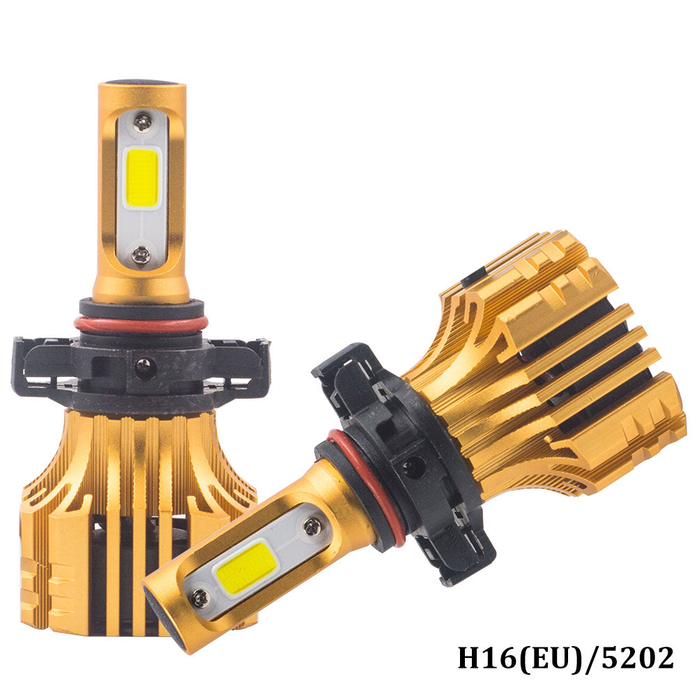 H16 EU = 5202 = 2504 Set de LEDS