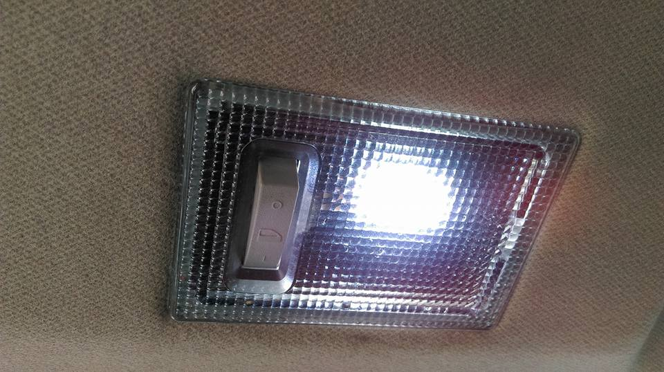 LED interior 31mm 10 Bombillas