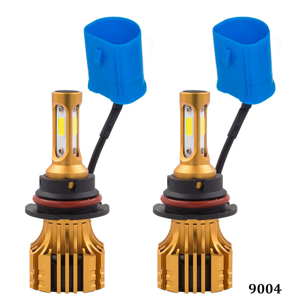 9004 Set de Bombillas Leds