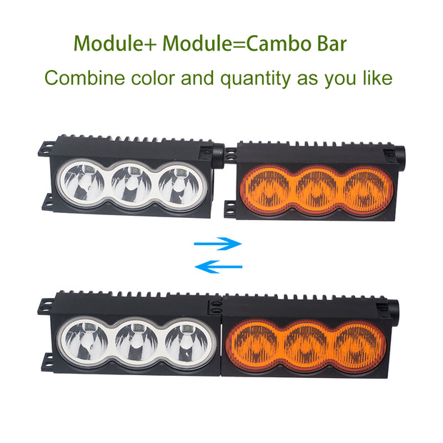 Bar Modules Day Light (Amber)