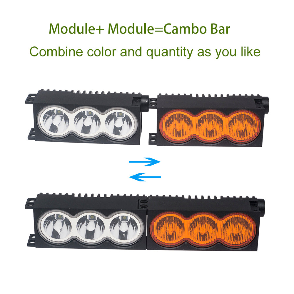 Bar Modules Day Light (Amber) Separado