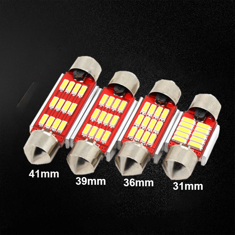 LED interior de  41mm 12b