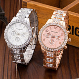 "Gold- Rose- gold -Silver""Gold- Elegance""-Watches"