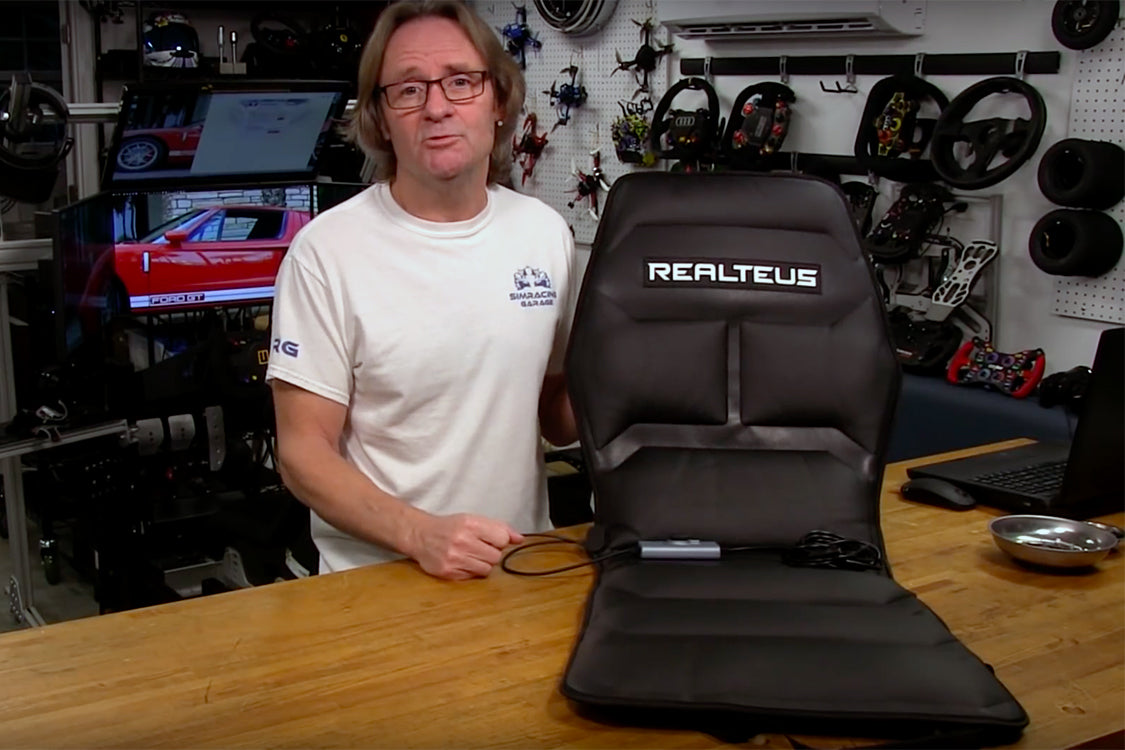 Sim Racing Garage: Realteus ForceFeel Review