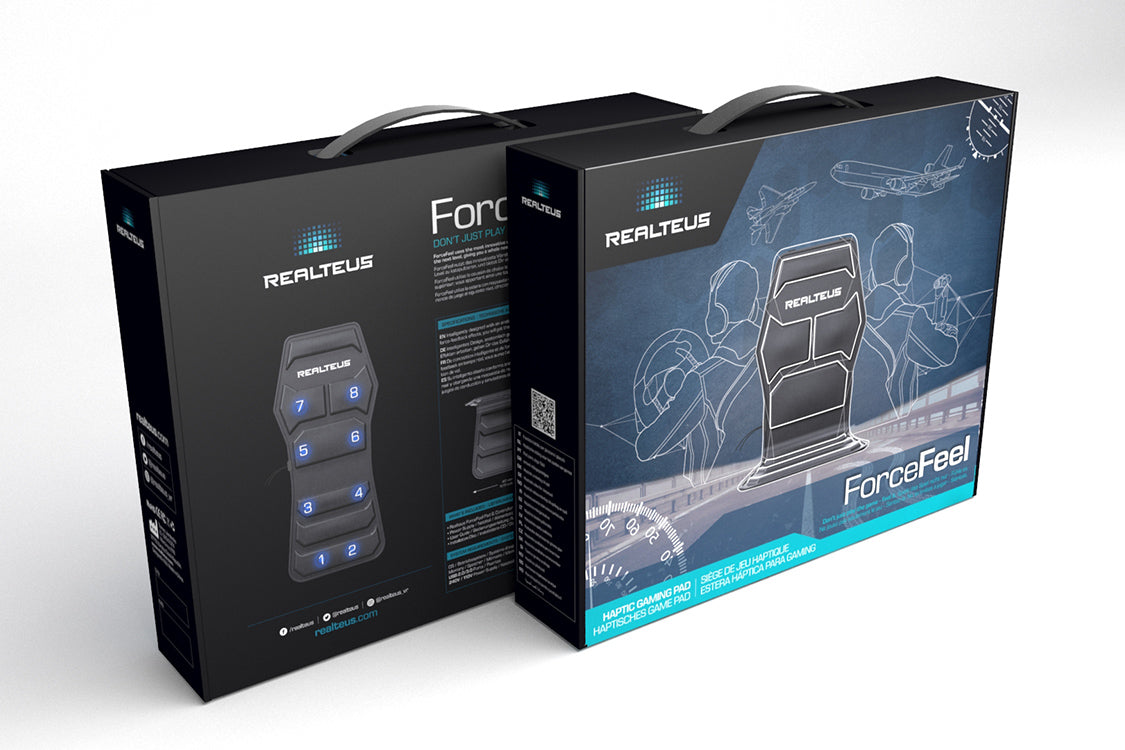 ForceFeel: The Final Product