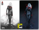 White Widow #1 Bosslogic SDCC 2019 Variants