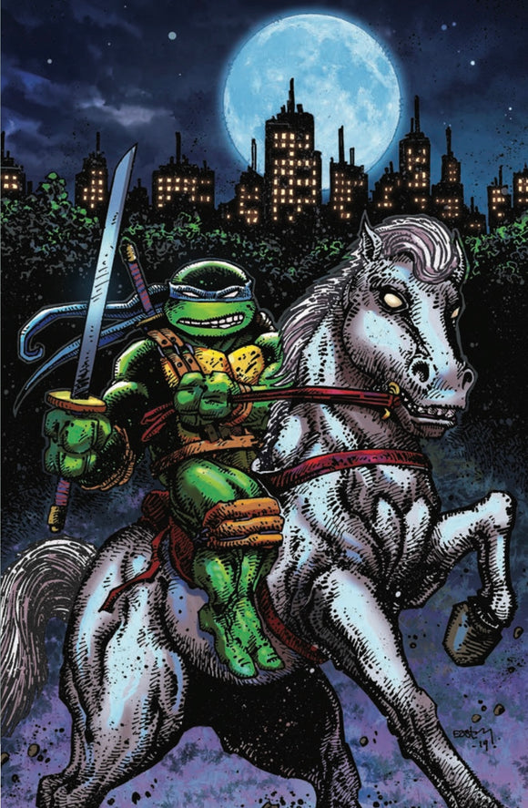 Teenage Mutant Ninja Turtles #99 Kevin Eastman Variant