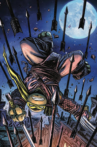 Teenage Mutant Ninja Turtles #100 Kevin Eastman Variant