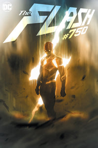 Flash #750 Bosslogic Variant (Cover A)