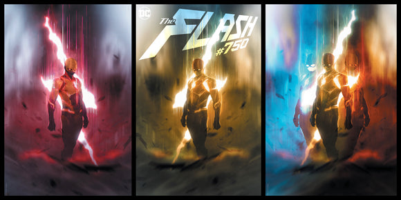 Flash #750 Bosslogic Variant SET (A, B, & C)