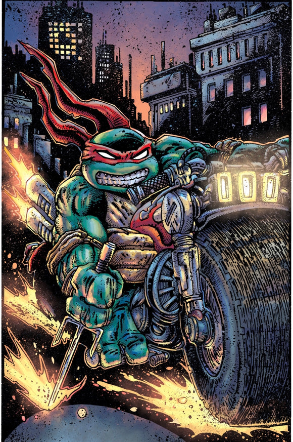 Teenage Mutant Ninja Turtles #84 Kevin Eastman SDCC 2018 Variant