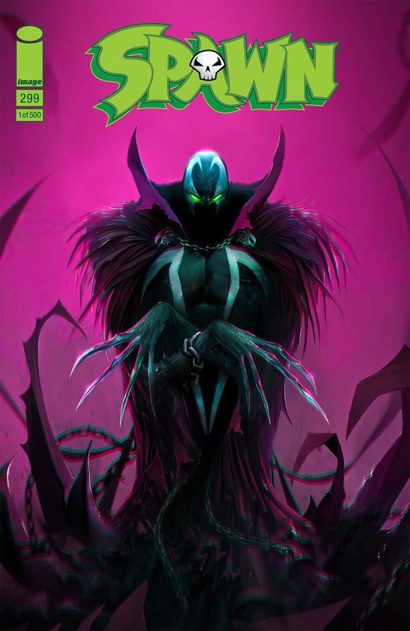 Spawn #299 Image Comics SDCC 2019 Exclusive Variant