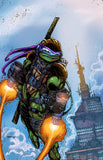 Teenage Mutant Ninja Turtles #98 Kevin Eastman NYCC Virgin Variant