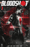Bloodshot #1 Bosslogic NYCC Color & Virgin Variant SET