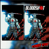 Bloodshot #1 Sajad Shah NYCC Color & Virgin Variant SET