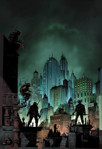 TMNT: Urban Legends #1 Joel Gomez Variant