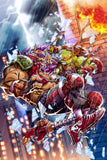 Teenage Mutant Ninja Turtles #80 Eddie Nunez Exclusive Virgin Variant