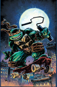 Teenage Mutant Ninja Turtles #80 Kevin Eastman Exclusive Virgin Variant
