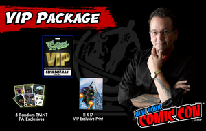 Kevin Eastman VIP Package (NYCC 2019)