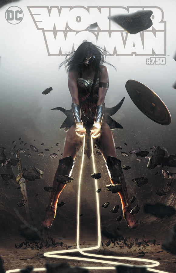 Wonder Woman #750 Bosslogic Variant (Cover A)