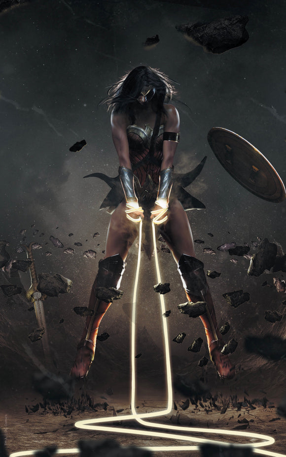 Wonder Woman #750 Bosslogic Variant (Cover B)