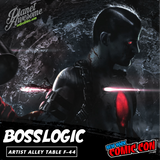 Bloodshot #1 Bosslogic NYCC COLOR Variant