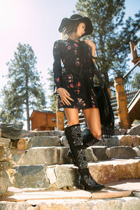 Uptown Girl Boots