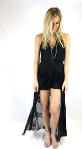 Midnight Romper