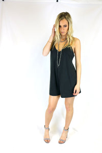 Razorback Playsuit with Pockets