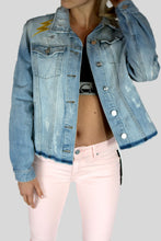 Denim Lightning Jacket