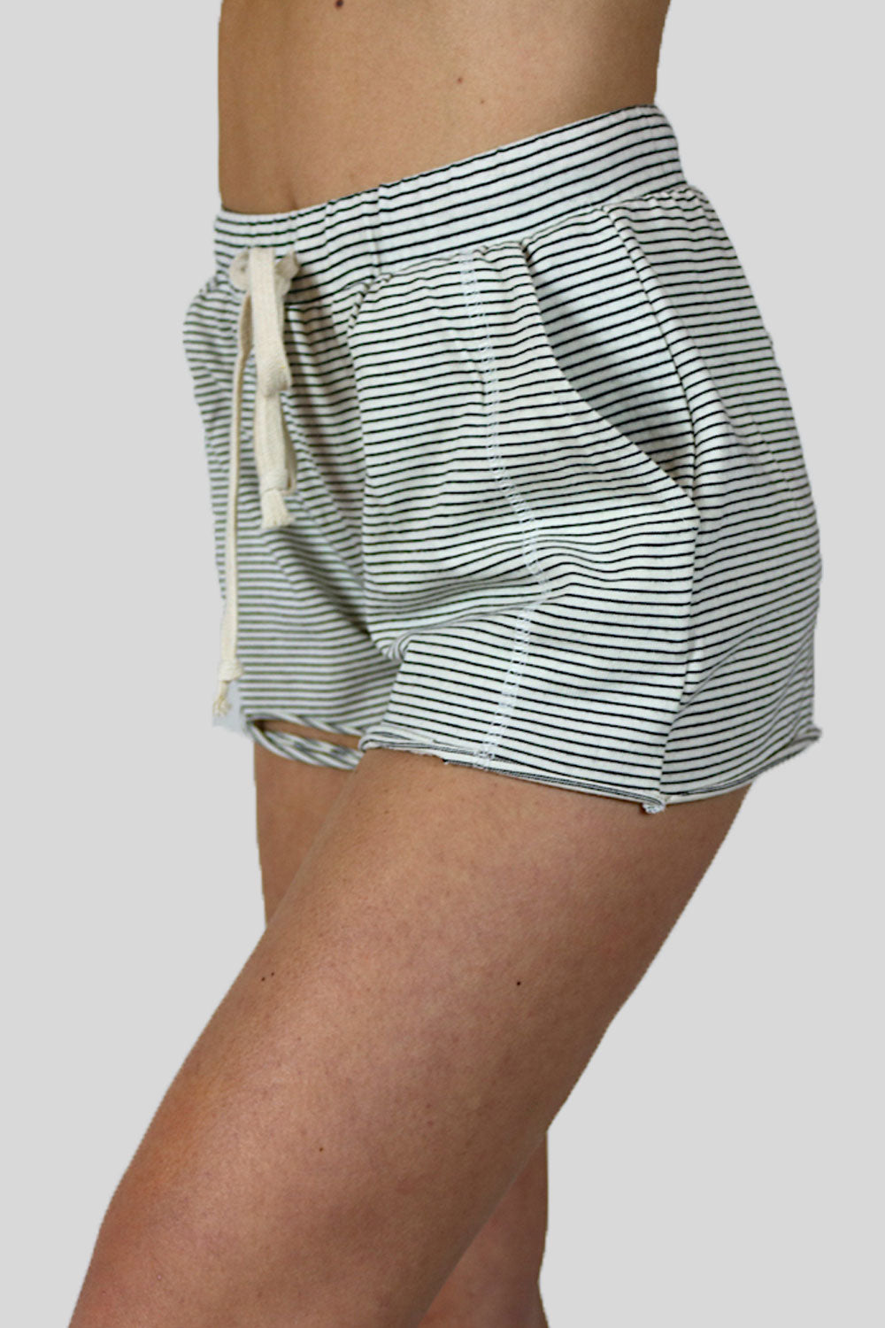 Striped Summer Shorts