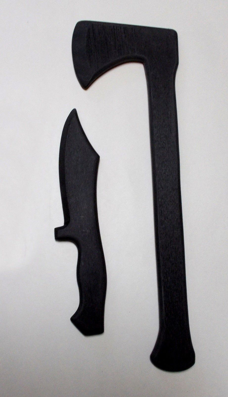 Tactical Tomahawk Trainer & Training Knife Black Ops Combat Instruction Set MMA