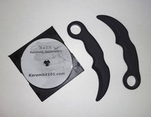 Polypropylene Tactical Karambit Training Knives Knife Fighting DVD Martial Art Techniques