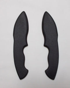 Training Double Daggers Knives Handmade Knife Defense SF Tactical Kali