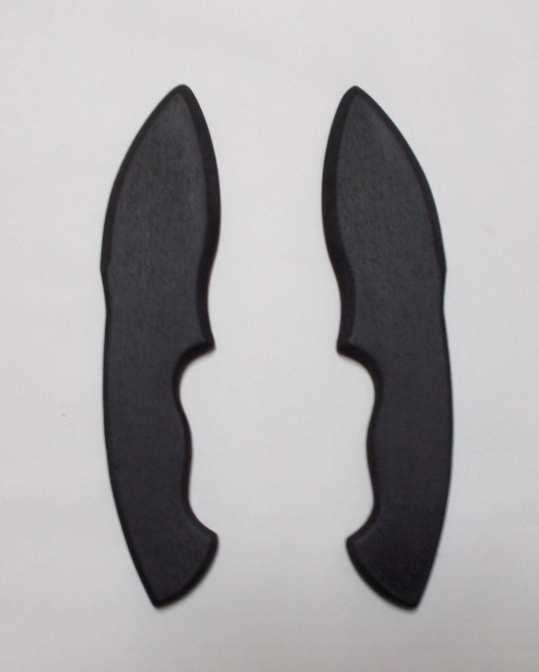 Training Double Daggers Polypropylene Knives Knife Defense SF Tactical Kali
