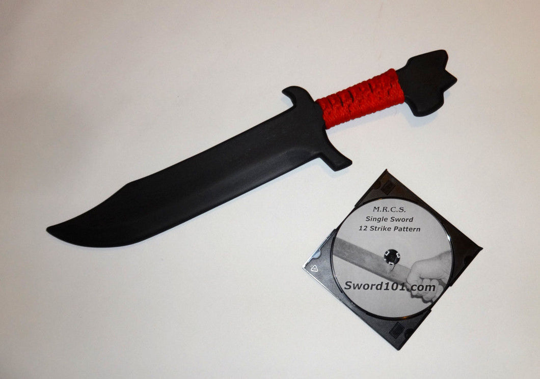 Polypropylene Bolo Katipunan Training Sword Eskrima Moro Philippines Martial Arts DVD
