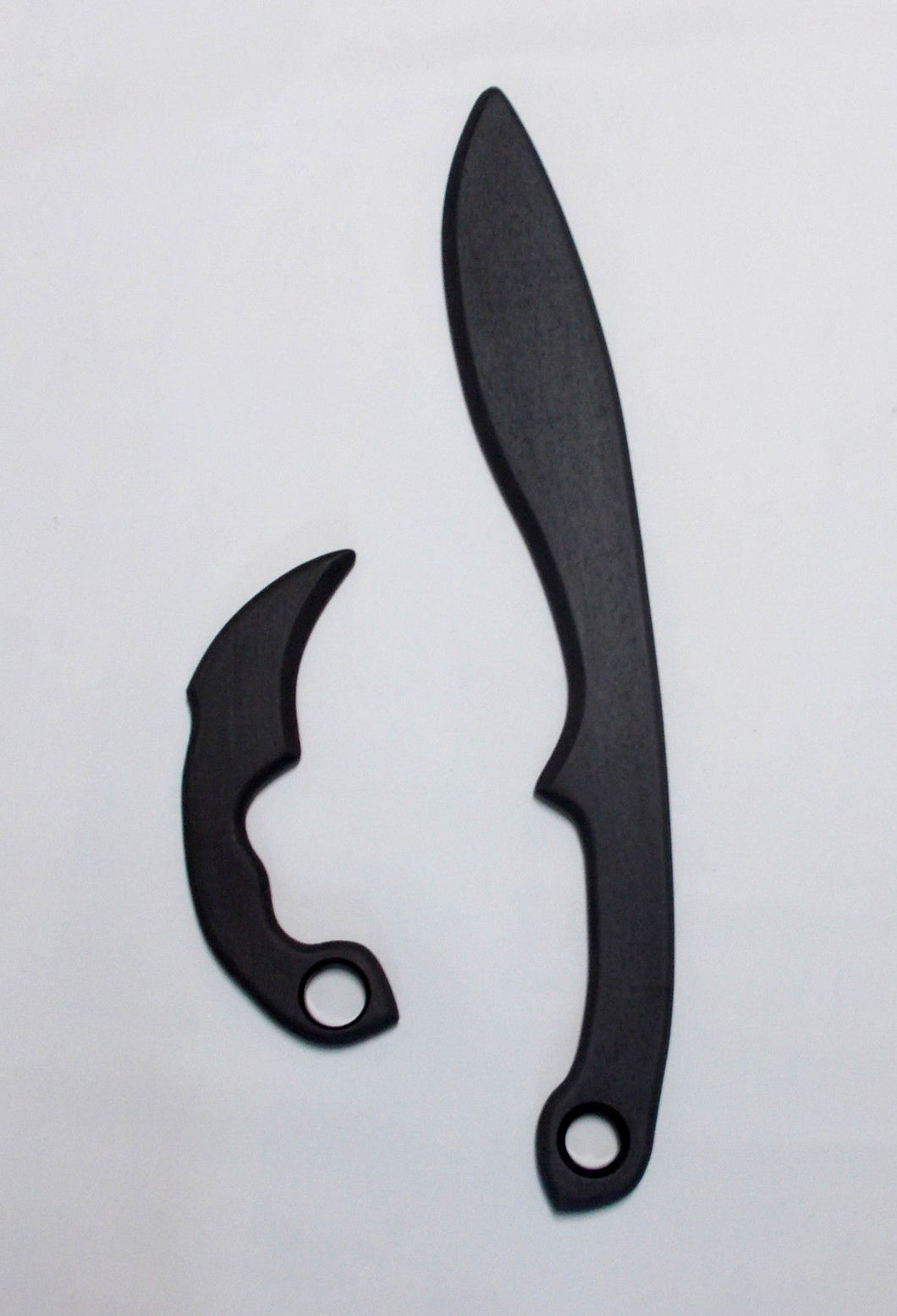 Espada y Daga Training Kukri Sword & Tactical Practice Karambit Fighting Knife