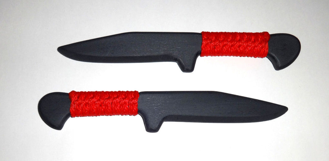 Training Polypropylene Tactical Knife Knives Red Martial Art Equipment